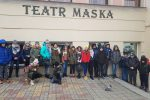 """I tu nas nie zabrakło – wycieczka do teatru """"Maska"""" w Rzeszowie"""