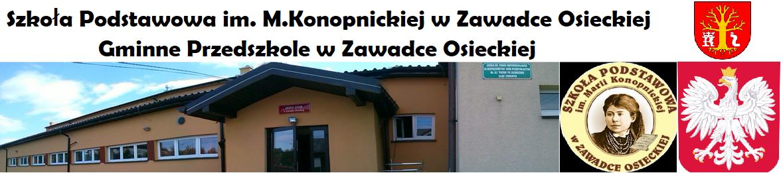 Szkoła Podstawowa im. Marii Konopnickiej w Zawadce Osieckiej
